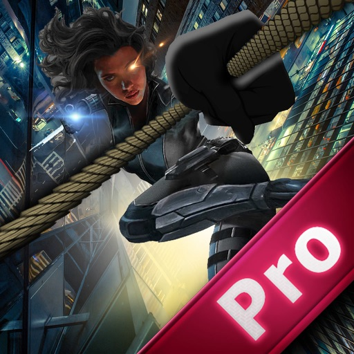A Jump Till Dawn On Rope Pro - Extreme Swing Game icon
