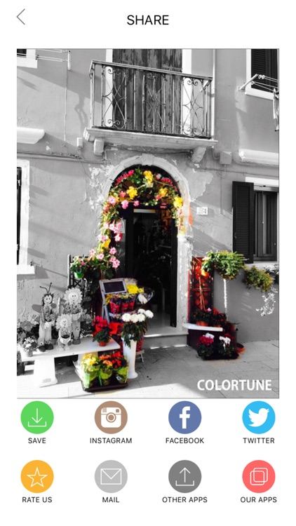 Color Pop Free - Selective Color Splash Effects and Black & White Photography Editor screenshot-4