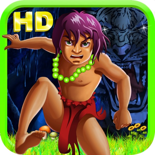 Jungle Kid Adventure Run - Dark Forest Fantasy HD