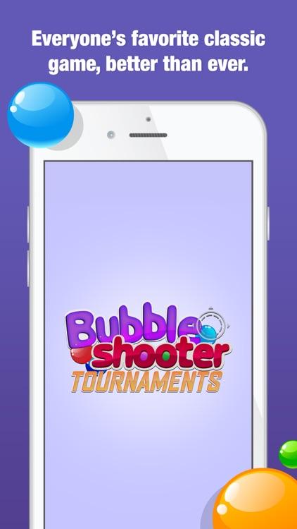 Bubble Shooter! Tournaments screenshot-4
