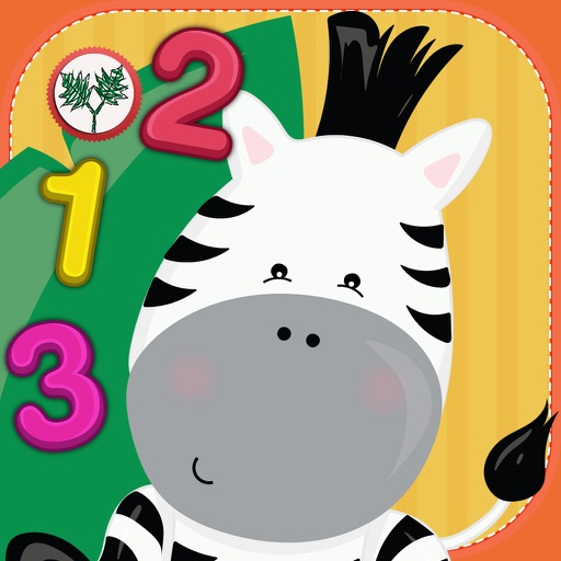 Zoo World Count and Touch- Young Minds Playground for Toddlers and Preschool Kids