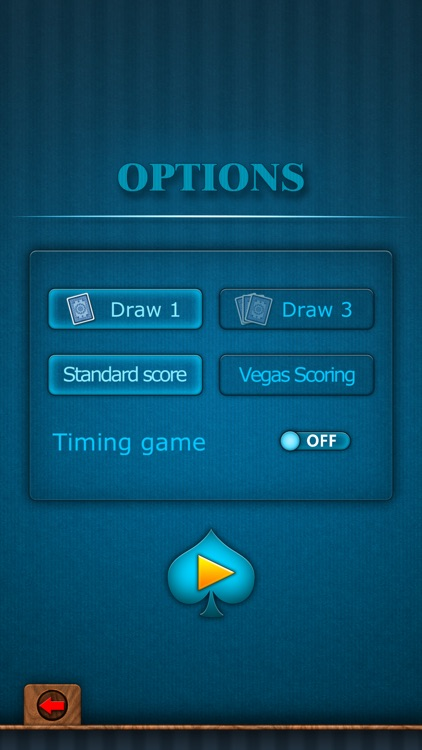 Solitarie 2 - Another classic klondike card game with vegas mode screenshot-3