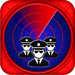 Police Scanner simulator prank - Detective Pack: Police radar, Ghost Radar, Animal detector, People radar