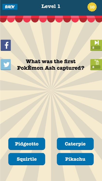 Cartoon Trivia Questions and Answers - Ultimate Quiz For Pokemon Fans
