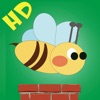 Fly Bee - The Adventure Of A Flappy Tiny Bird Bee!