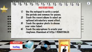 DJ Ringtones: Rapping Ring Tones screenshot four