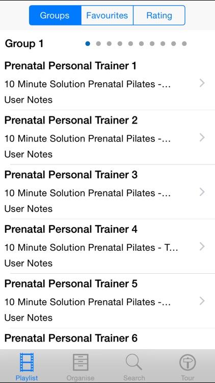 Prenatal Personal Trainer