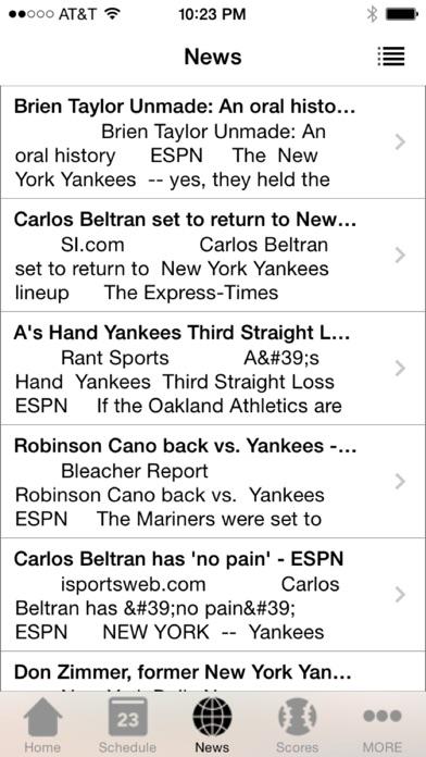 Download Baseball Game App