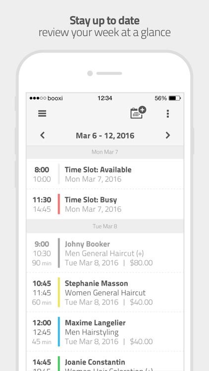 booxi for business screenshot-3