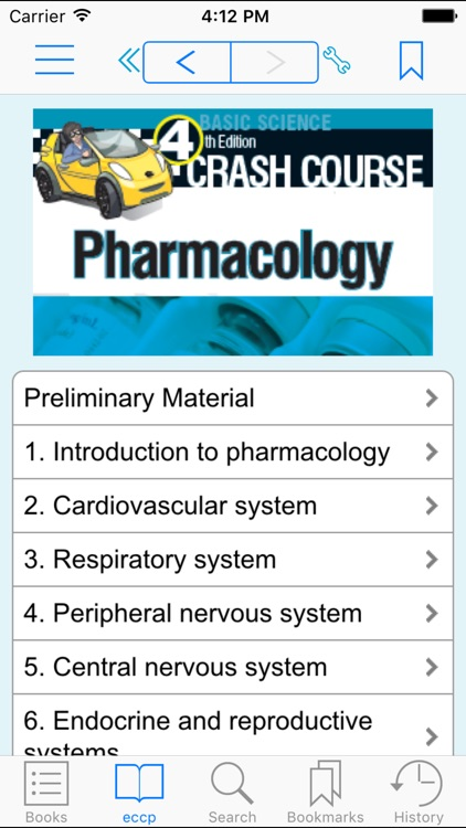 Crash Course: Pharmacology, 4th Edition