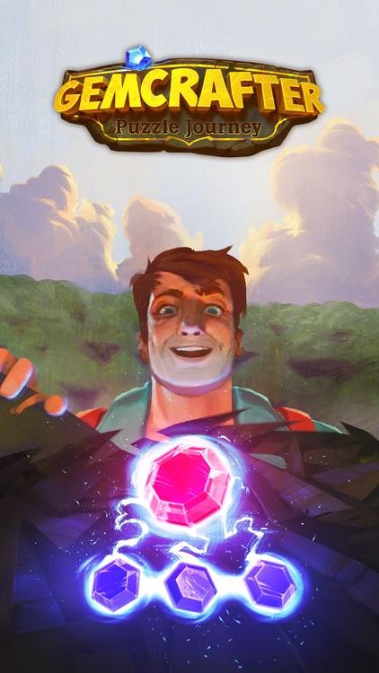 Gemcrafter: Puzzle Journey screenshot-4