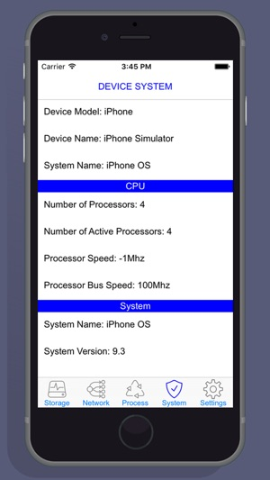 iChecker Device Manager Free - Check Memory Usage Status, Network