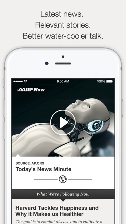 AARP Now App: News, Events, & Membership Discounts