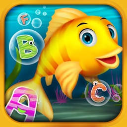 Alphabet in Sea World for Kids