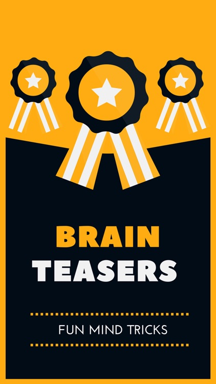 Brain Teasers - Fun Mind Tricks