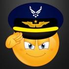 Air Force Emojis Keyboard Memorial Day Edition by Emoji World icon