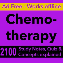 Chemotherapy Exam Review : 2100 Terms & Quizzes