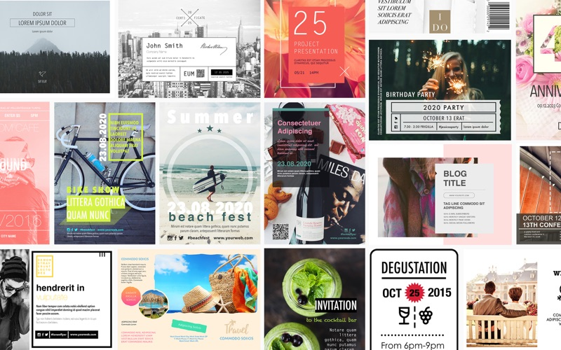 Expert Designs for Adobe Photoshop and InDesign Screenshot