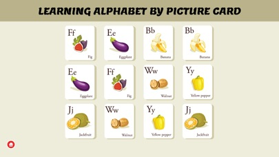 Learning Me: Alphabet By Picture