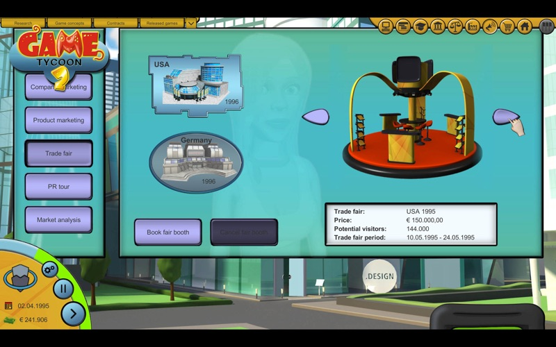 Game Tycoon 2 screenshot 3