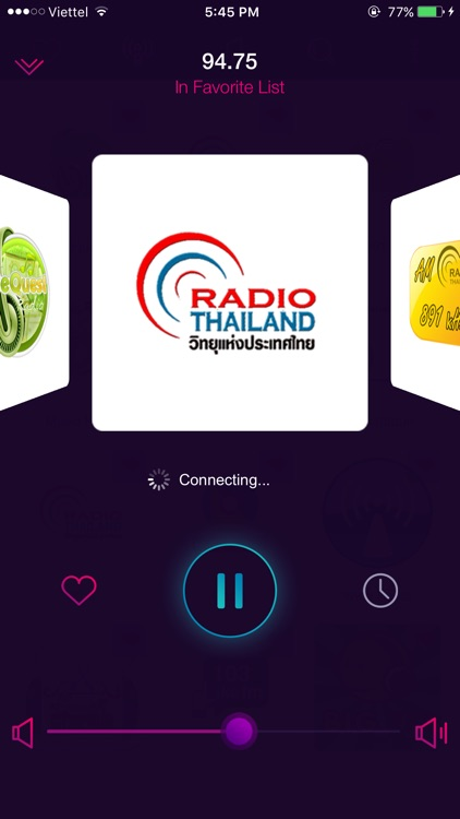 Thai Radio - Radio Thailand screenshot-1