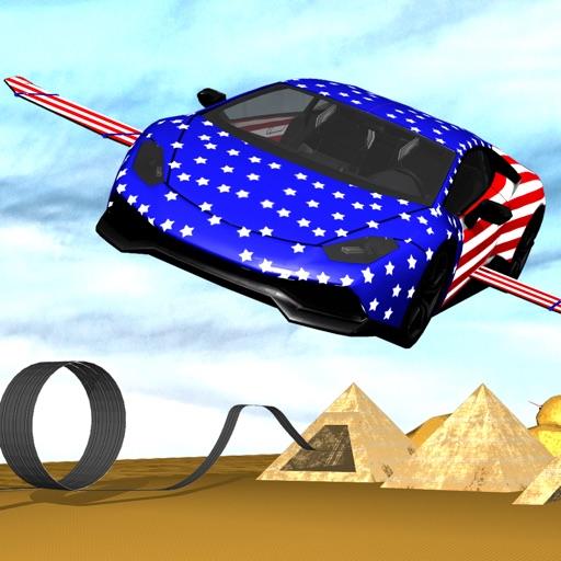 American Flying Furious Racing Car Fever n Rivals
