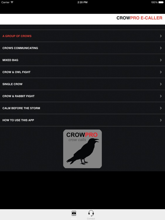 Crow Calls & Crow Sounds for Hunting Crows BLUETOOTH COMPATIBLE