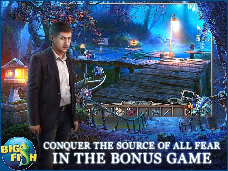 Sable Maze: Twelve Fears HD - A Mystery Hidden Object Game (Full) screenshot-3