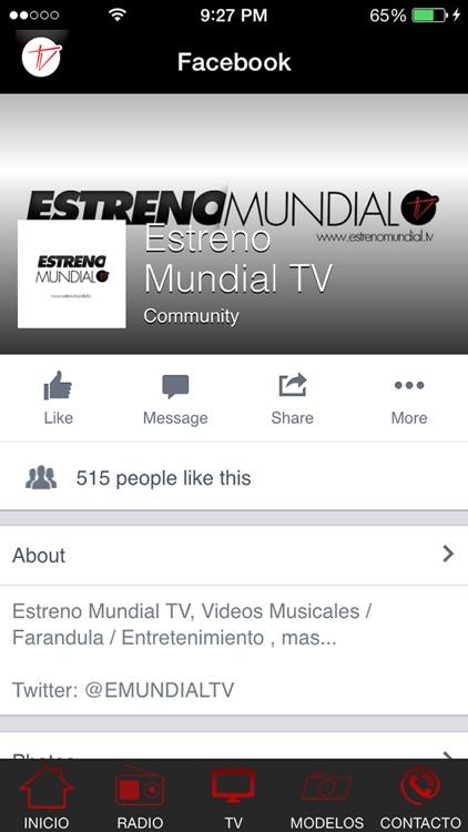 Estreno Mundial TV screenshot-3