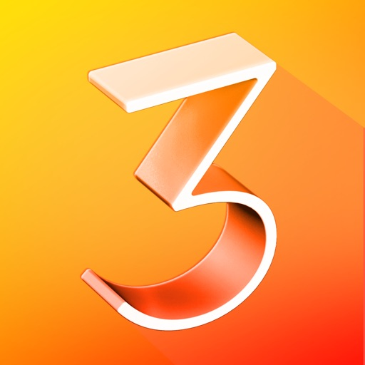 Threedi - Real 3D Text on your photo