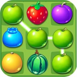 Happy Fruit: Match Farm