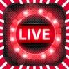 YouTubeのライブストリームのためにイベントを紹介ライブ
