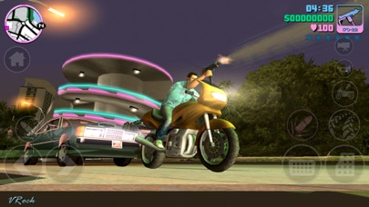 Grand Theft Auto: Vic... screenshot1