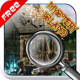Mystery Island Hidden Objects