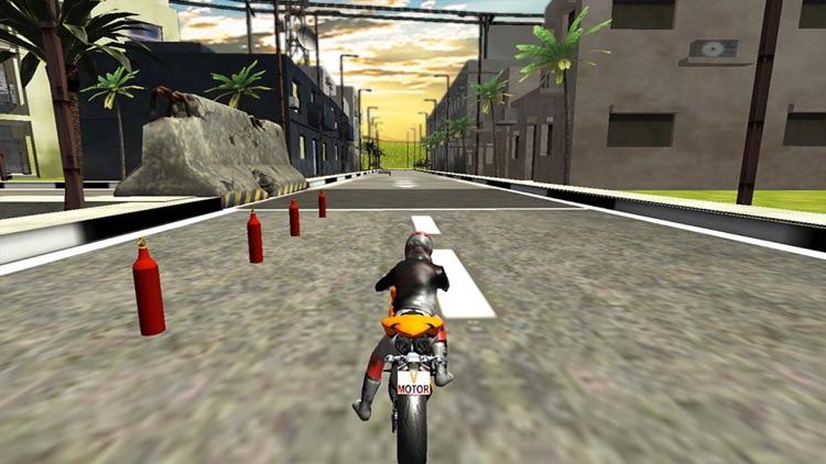 Highway Bike Rider : Moto Stunt Race by Jolta Technology