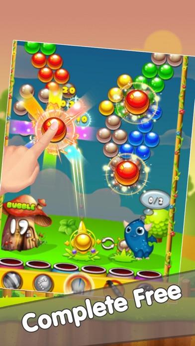 Bubble Popping Blaster screenshot three