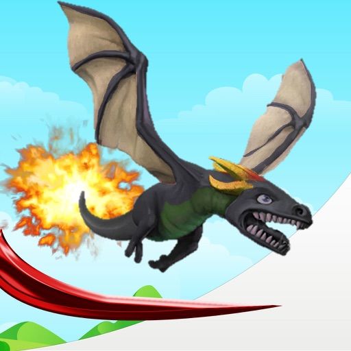 A Dragon Jump Impossible - A Jump Game Amazing