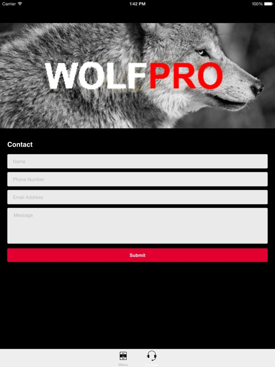REAL Wolf Calls and Wolf Sounds for Wolf Hunting -- (ad free) BLUETOOTH COMPATIBLE screenshot-2