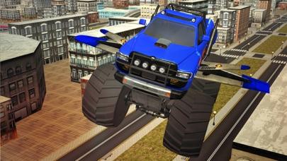 Flying Truck Pilot Driving 3D screenshot three