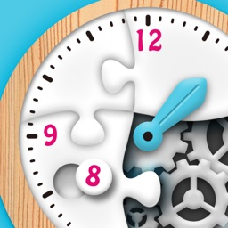 Clockwork Puzzle Full - Learn to Tell Time
