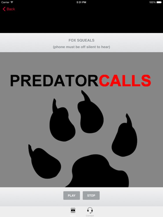 REAL Predator Hunting Calls 40+ HUNTING CALLS! screenshot-2