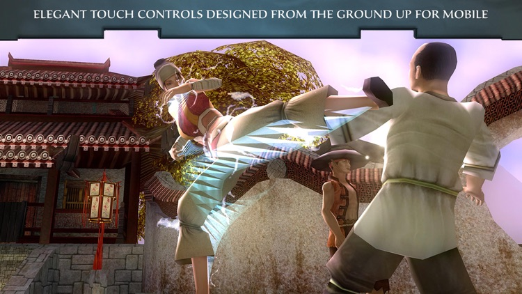 Jade Empire™: Special Edition screenshot-0