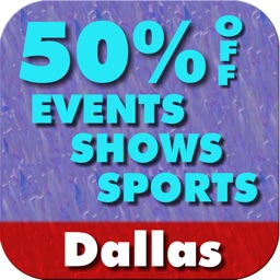 50% Off Dallas & Fort Worth Shows, Events, Attractions, & Sports Guide by Wonderiffic ®