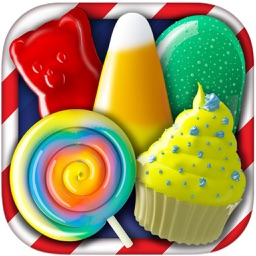 Sweet Drop: Funny Candy Star