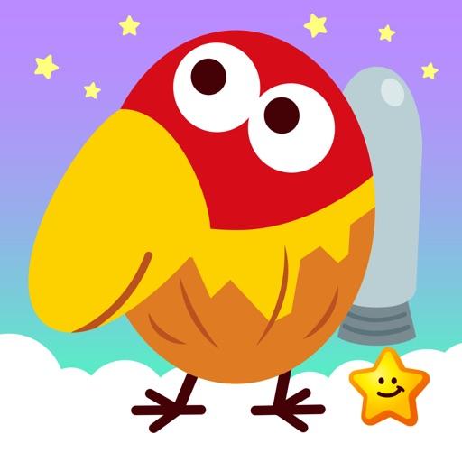 キョロちゃん大冒険 無料知育ゲームアプリ