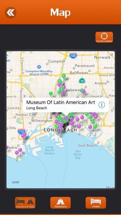Long Beach Visitors Guide screenshot-3