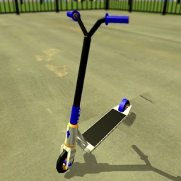 Freestyle Scooter - Scootering Game