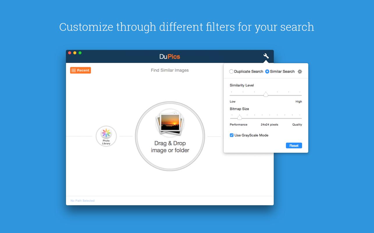 DuPics - Manage Duplicate and Similar Images