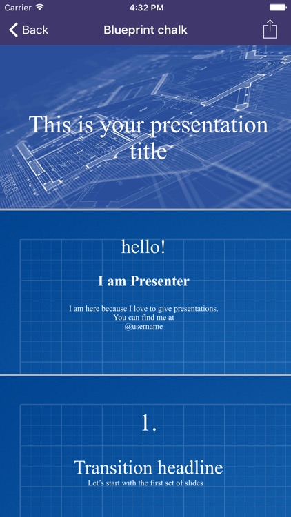 Templates for MS PowerPoint screenshot-3