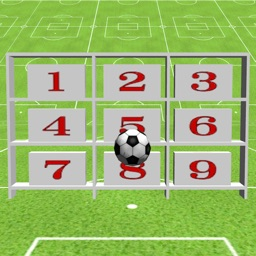 3D Strikeout Out For Soccer(Football) Game